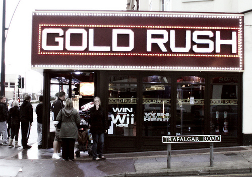 Gold Rush - Outside